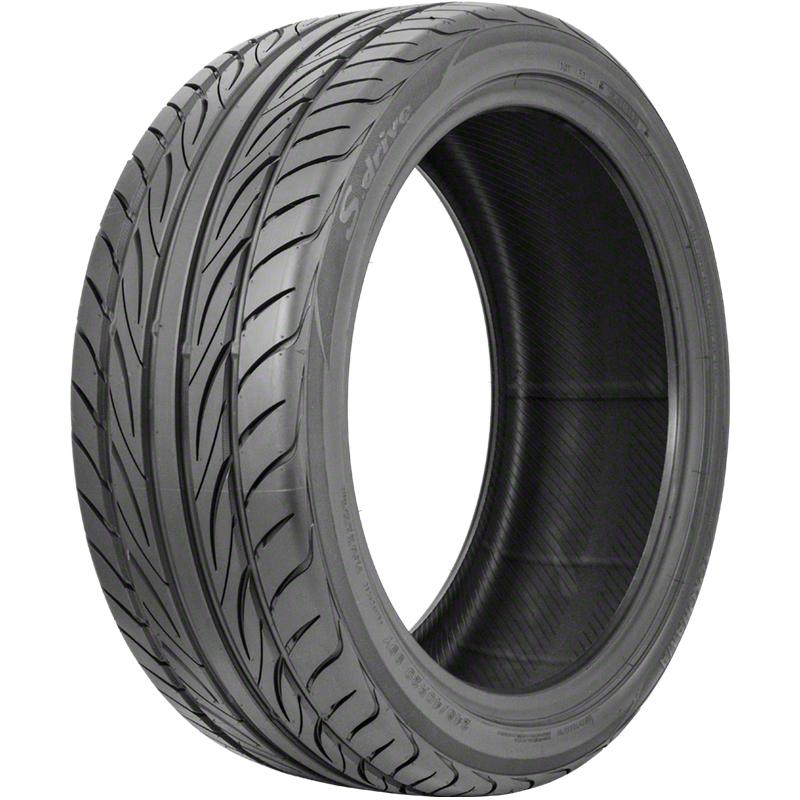1 new yokohama s drive 275 35r19 tires 2753519 275 35. Black Bedroom Furniture Sets. Home Design Ideas