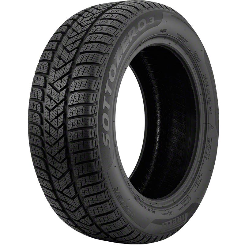 1 new pirelli winter sottozero 3 215 55r17 tires 2155517 215 55 17 ebay. Black Bedroom Furniture Sets. Home Design Ideas