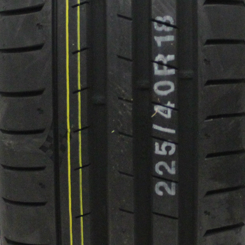 225//40ZR18 92 Kumho Ecsta PS91 Performance Radial Tire Y