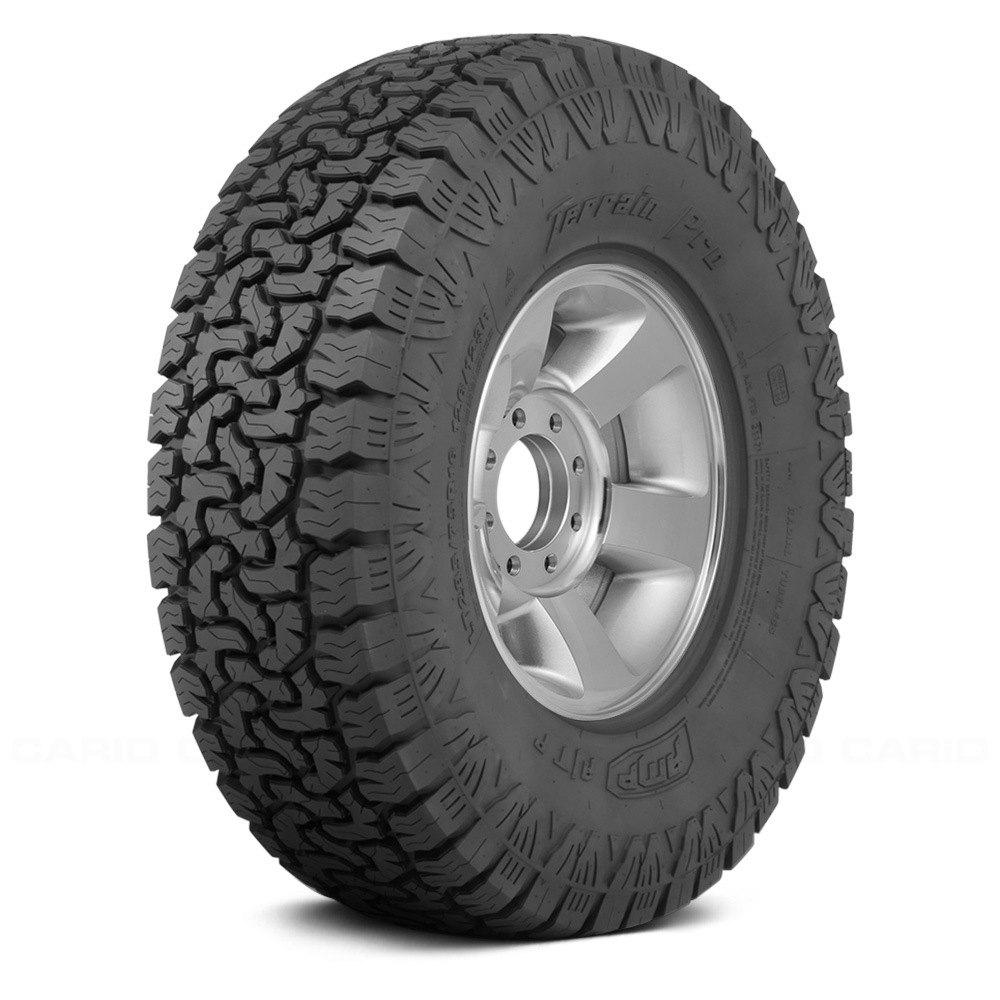 AMP 275//60R20 Pro A//T Tire 120S E LR 2 Ply