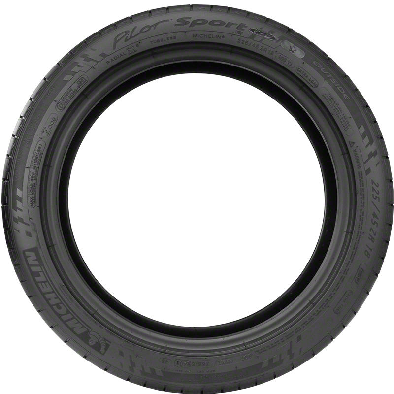 Michelin Pilot Sport PS2 Radial Tire 295//30R19 100Z